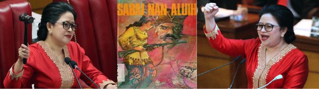 Puan Maharani bak Sabai Nan Aluih